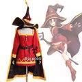 Anime KonoSuba God's Blessing On This Wonderful World Megumin Cosplay Costume Full Set