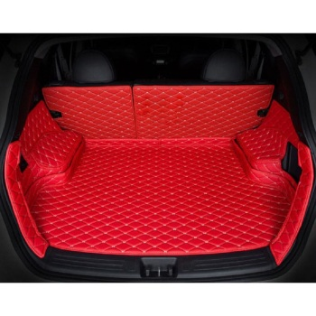 Custom-Made Car Trunk Mat For BMW E46 E90 E91 E92 E93 F30 F31 F34 GT Car-Styling Accessories Tail Box Trunk Mat