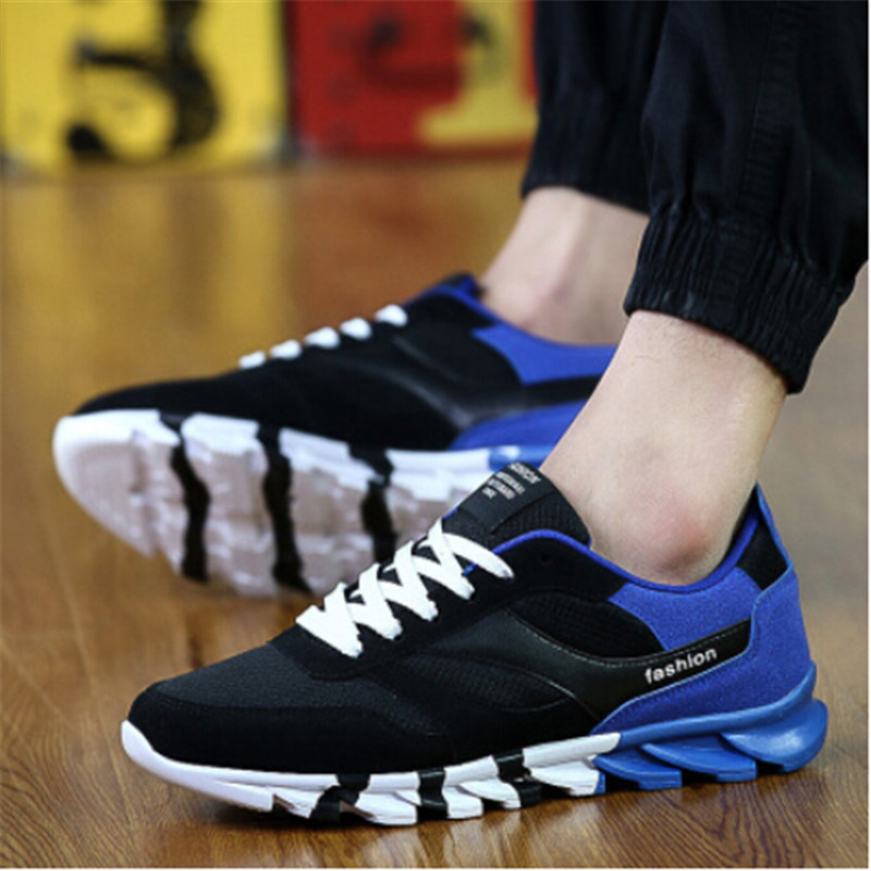 Men Sneakers Sport Shoes Outdoor Running Shoes for Men Canvas Sneakers Boys Sport Running shoes