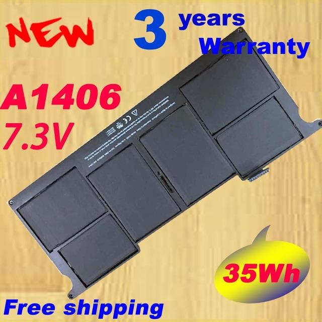 "Genuina Original de la batería para Apple Macbook Air 11 "" A1406 A1370 020-7377-A BH302LL / A MC968LL / un envío gratuito"