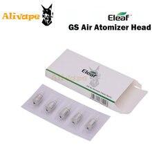 5pcs/lot Original Eleaf GS Air Dual Coil Head 1.2ohm 1.5ohm Suitable for Electronic Cigarette GS Air Atomizer Vaporizer iSmoka