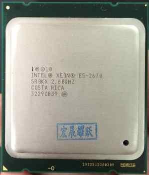インテル Xeon プロセッサ E5 2670 E5-2670 CPU (20 M キャッシュ、 2.60 Ghz の、 8.00 GT/s IntelQPI) GA 2011 SROKX C2 AliExpress 標準無料 - SALE ITEM パソコン & オフィス
