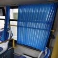 Hongliangyang 自動カーテン自動カーテンバス Rv 窓サンシェードブルーフックで送料無料