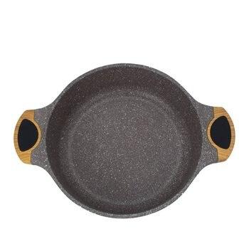 Marmites En Céramique | Batterie De Cuisine En Pierre Saine Maifanshi Marmite Cuisinière Antiadhésive Cuisine Casseroles Universelles