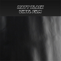 Car Styling Matte Gloss Black White Red Blue Green Orange Self Adhesive Vinyl Film Wrap Air
