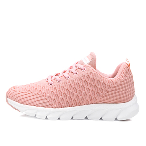 Image 3 - STQ 2020 Women Walking Flats Shoes Women Light Sneakers Mesh Tenis Feminino Casual Shoes Vulcanize Breathable Trainers Shoes 926