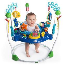 Multifunktionale Elektrische Baby Springen Walker Wiege Regenwald Baby Schaukel Körper-gebäude Schaukelstuhl Glück Kind Schaukel 3 M ~ 2 Y