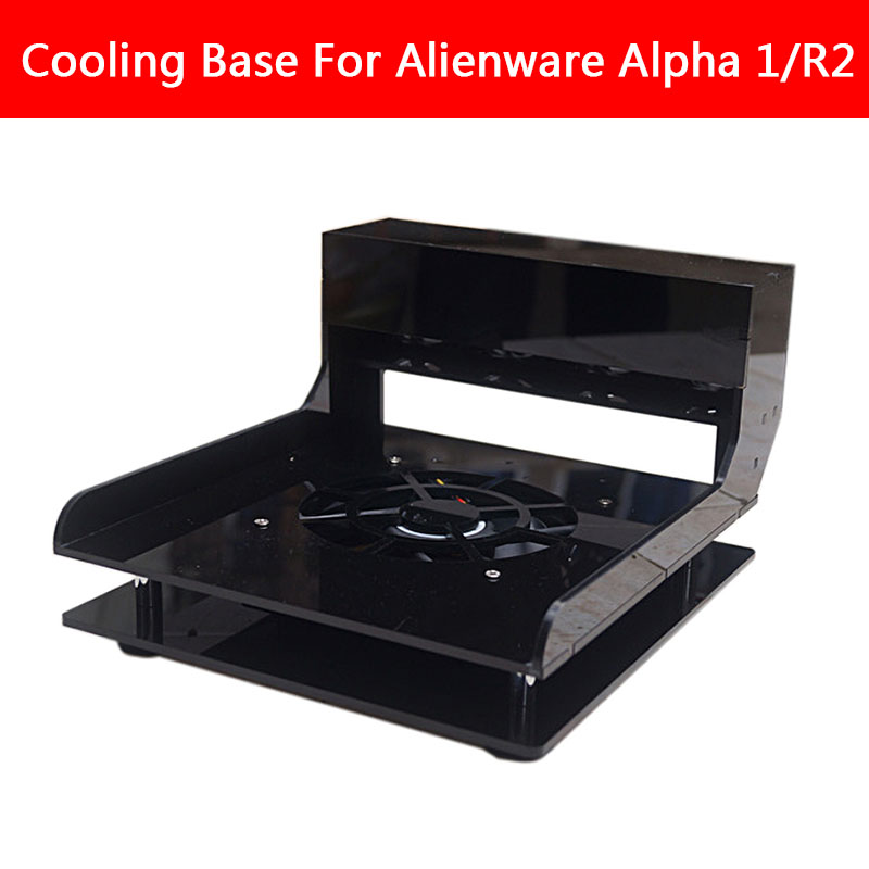 Radiator Cooling Base Dual Control Continuous Speed Regulation For Alienware Alpha 1 R2