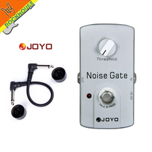 JOYO JF-31 Noise Gate guitar effect pedal to Reduces the extra noise