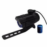 USB Charging bike front light IMALENT BG10 CREE XHP50 LEDS max.2300 Lumens OLED screen waterproof bicycle light + 26350 Battery