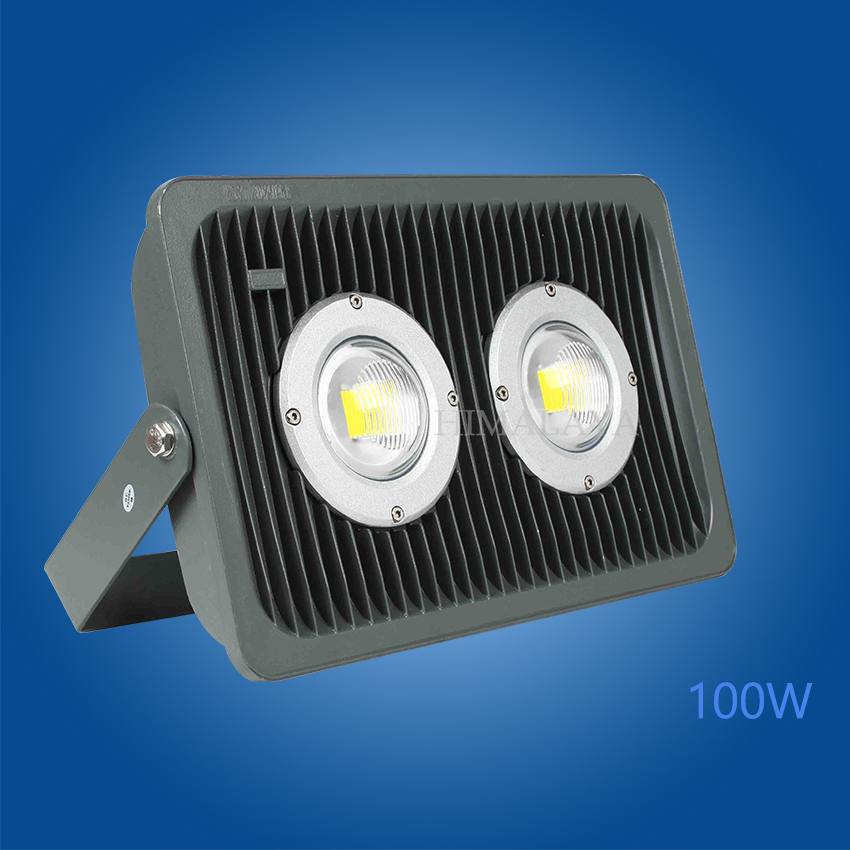 Toika Waterproof outdoor LED flood light 100w 150w  spotlight projection lamp  Home Garden Outside light ultrathin led flood light 200w ac85 265v waterproof ip65 floodlight spotlight outdoor lighting free shipping
