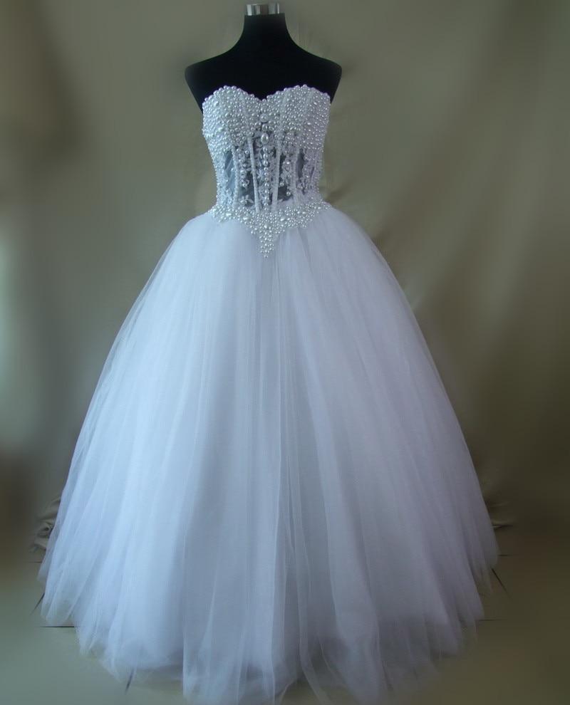 Outstanding White Corset Wedding Dress Illustration - All Wedding ...