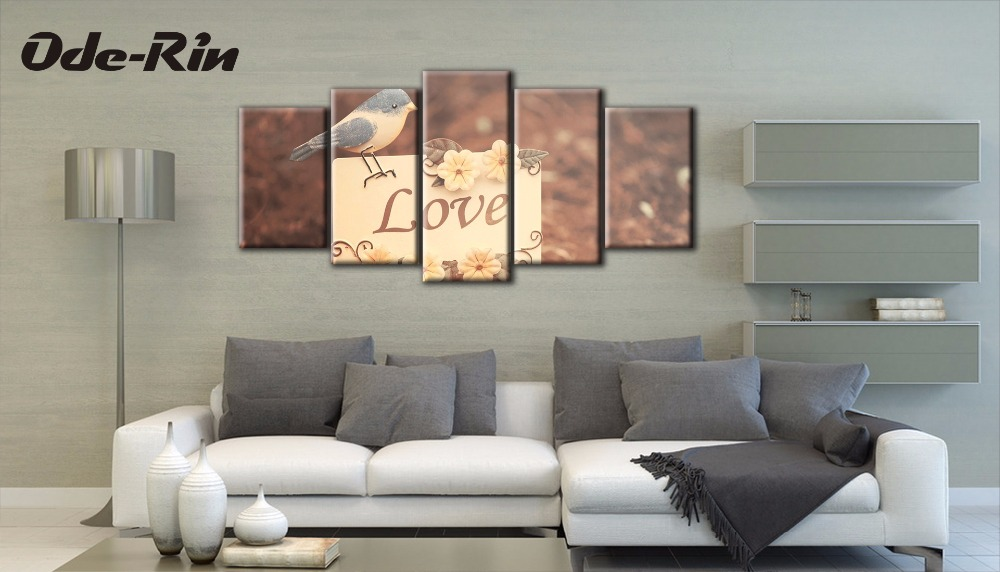 Ode Rin Modern Simple Creative Painting Living Room