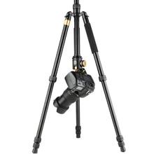 Moveski Q999B 163 см высокий профессиональный Портативный фотографии штатив монопод с 360 Пан шаровой головкой Quick для Камера