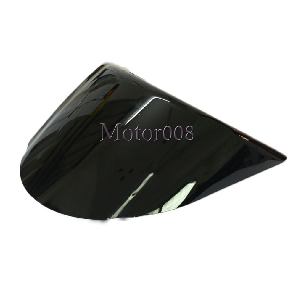 Motorcycle BlackRear Solo Seat Passenger Pillion Seat Cowl fairing Cover For Suzuki Boulevard VZR 1800 M109R 2006-2012 2007 2011 motorcycle rear seat pillion passenger cover tail section solo fairing cowl for suzuki gsxr600 gsxr750 gsxr 600 750 2006 2007