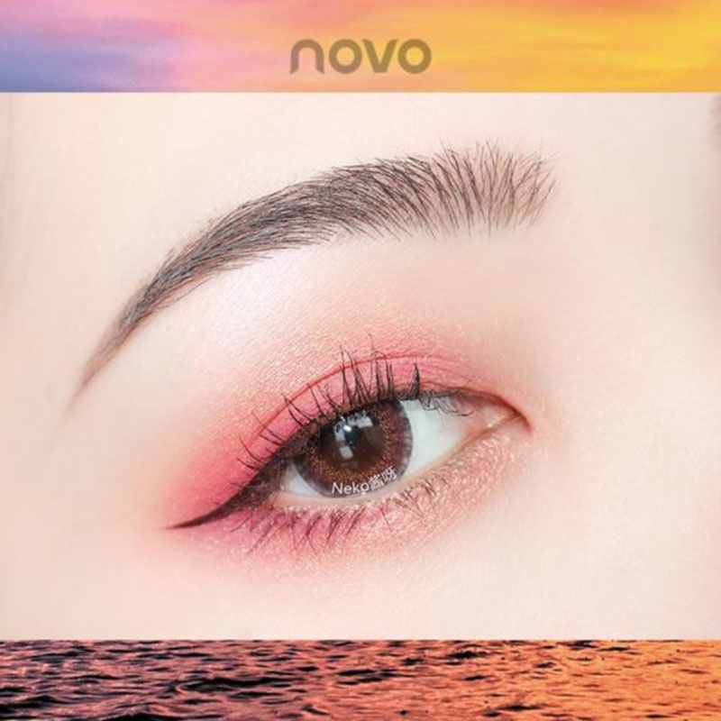 Beauty & Health Eye Shadow 1pcs 6 Color Liquid Eyeshadow Sand Drift Dish Eye Makeup Waterproof Mineral Powder Shimmer Eye Shadow Make Up Cosmetics