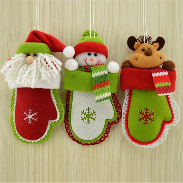 para rboles de navidad media de la navidad mueco de nieve adornos para el hogar
