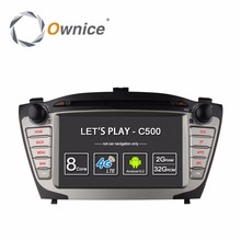 купить HD Android 6.0  4G LTE WIFI  8 Octa Core 2GB RAM 4G LTE WIFI Car DVD Player for Hyundai IX35 Tucson 2009-2014 Radio GPS Navi дешево