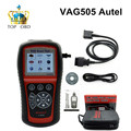 Оригинал Autel MaxiService VAG505 Autel VAG 505 для AUDI/VW/SEAT/SKODA Scan Tool Autel VAG505 OBD2 код Сканер