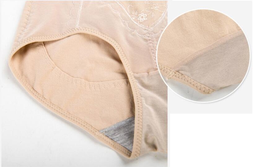 Plus Size High Waist Women's Slimming Control Body Shaper