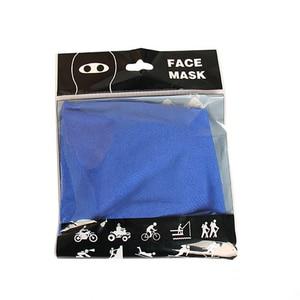 Image 5 - COYOCO Windproof Motorcycle Cycling 2 Holes Hawkeye Full Face Mask Ski Neck Protecting Outdoor Balaclava Eagle Eyes Face Mask