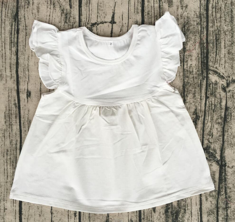 499fc48efbe9 new girls dress kids simple cotton frock design baby pearl top ...