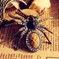 Nuevo 2014 Europa y la Joyería de Estados Unidos Moda Vintage joya de cristal araña de la personalidad collares colgantes