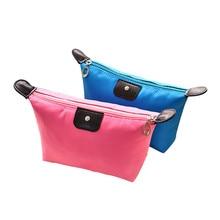 Waterproof Cosmetic Makeup Bag Pencil Case Storage Pouch Purse Handbag Multifunction storage bag