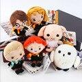 """6 """"Гарри Поттер Q Плюшевые Куклы Подарок На День Рождения Анимация Коллекция Игрушек для Детей"""