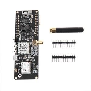 Image 1 - T kiriş ESP32 868/915Mhz WiFi kablosuz Bluetooth modülü GPS NEO 6M SMA LORA kurulu