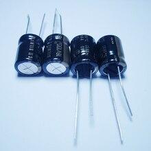 2019 hot 10pcs/20pcs ELNA SILMICII 100uf/16v copper capacitor feet audio super capacitor electrolytic capacitors free shipping 1206 smd capacitor 100uf 16v 107m 50pcs