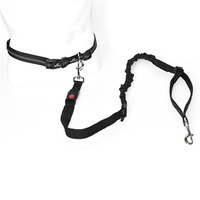Hot Retractable Leashes Durable Nylon Bungee Leashes 1 2M 1 4M For Pet Cat Small Dog