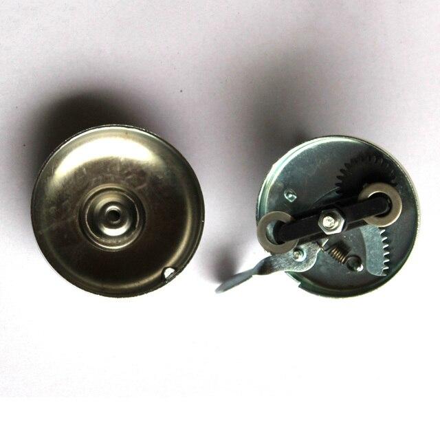 Sécurité vélo cloche cyclisme anneau en métal noir vélo cloche corne alarme sonore classique vélo vélo cloche en gros Offre Spéciale