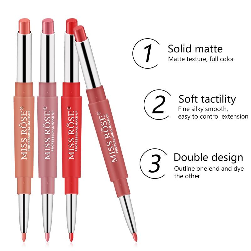 Solid Matte - Soft Tactility - Double Design