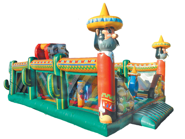 (China Guangzhou) manufacturers selling inflatable slides, inflatable castles,nflatable bouncer COB-88