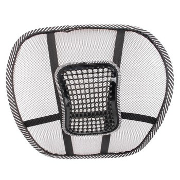Mesh Car Seat Back Support