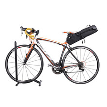 10L Large Capacity Cycling Bicycle Bike Seatpost Bag Bicycle Saddle Bag With Reflective Strip For Travelling Riding Sports