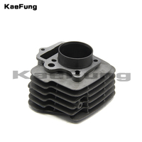 Motorcycle parts LIFAN LF125 Engine 52.4mm Cylinder Body for LF LIFAN 125cc Pit Dirt ENGINE