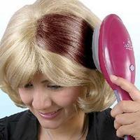 Nowa Lady Elegance Salon Idealne Farbowanie Włosów Pędzle Do Czubka Precyzja Dye Farbowanie Farbowanie Włosów Szczotka Do Włosów Grzebień