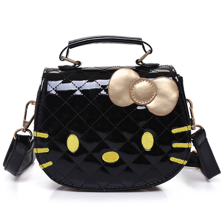 31265ddcf53 ... Princess Fashion Shoulder Bag Hand Girls Baby Girls Mini Cute Small Bag   New Children Cartoon Hello Kitty Bowknot Handbag Girls Cute Shoulder Bag  Kids ...