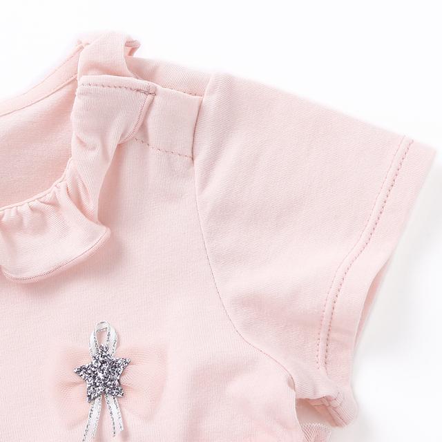 BalabalaBaby princess dress summer girl baby party dress western style Korean version