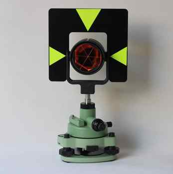 NEW Metal GREEN SINGLE PRISM TRIBRACH SET SYSTEM FOR TOTAL STATION SURVEYING - DISCOUNT ITEM  0% OFF All Category