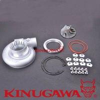 Kinugawa Turbo Compressor Kit 3 Anti Surge Cast Wheel w/ Convert Plate for Mitsubishi TD04 TD04H TD04HL TD04L 16G