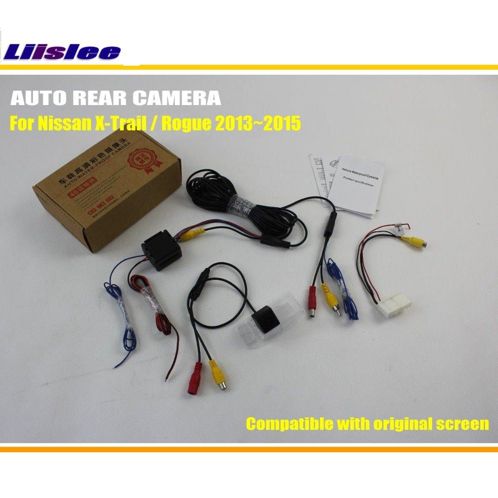 Liislee Auto Achteruitrijcamera / Reverse Camera Voor Nissan Qashqai - Auto-elektronica - Foto 2