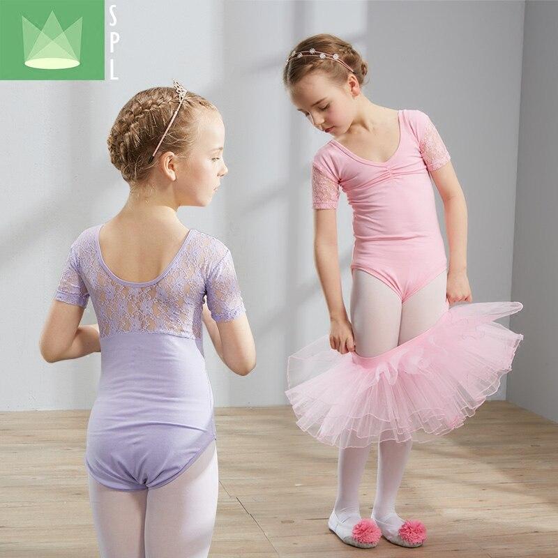 2 Stuks Kinderen Ballet Dans Pak Baby Ballet Jumpsuit En Rokken Kinderen Dansen Praktijk Kostuum Meisjes Dans Kleding B-4646