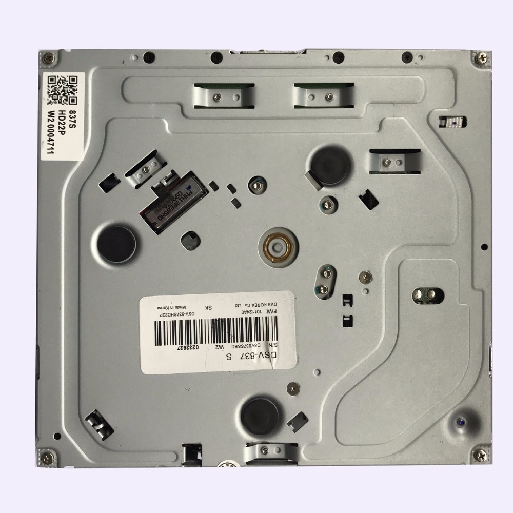 Original Korea DVS LOADER DSV-837S DVS-837S DVS837S DSV837S DSV-837 for Chrysler Toyota Car DVD Audio Systems цена