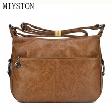 Luxury Handbags Women Bags Designer Famous Brand Crossbody Bag Retro Leather Hand Bags For Women Tote Messenger Bag 2017 soft leather lattice stitching 3 layers of space women tote bags handbags women famous brand casual crossbody bag