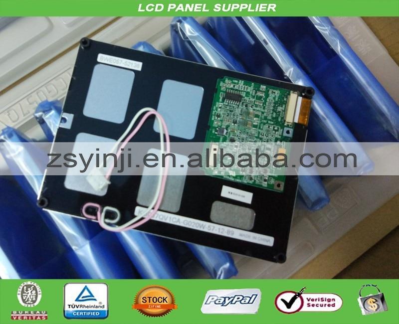 KG057QV1CA-G020W 5.7inch FSTN-LCD PanelKG057QV1CA-G020W 5.7inch FSTN-LCD Panel