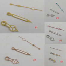 лучшая цена parnis Classic vintage watch hands Luminous fit miyota 8205 8215 mingZhu DG 2813 ST1612 TY2806 movement Watches for parts