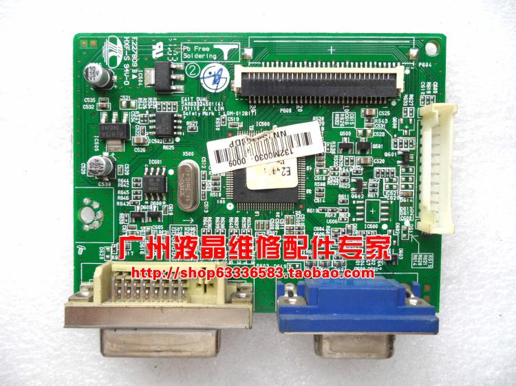 ФОТО Free Shipping>Original 100% Tested Working motherboard EAX63324501 decode board